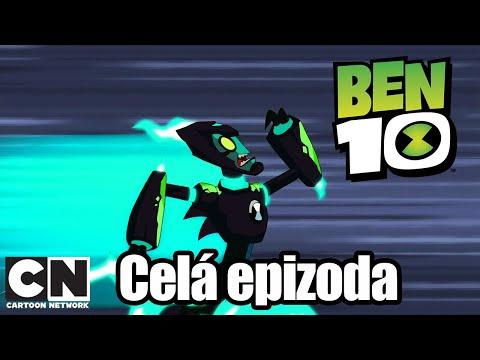 Ben 10 | Bojte Se Mlžáka (Celá Epizoda) | Cartoon Network