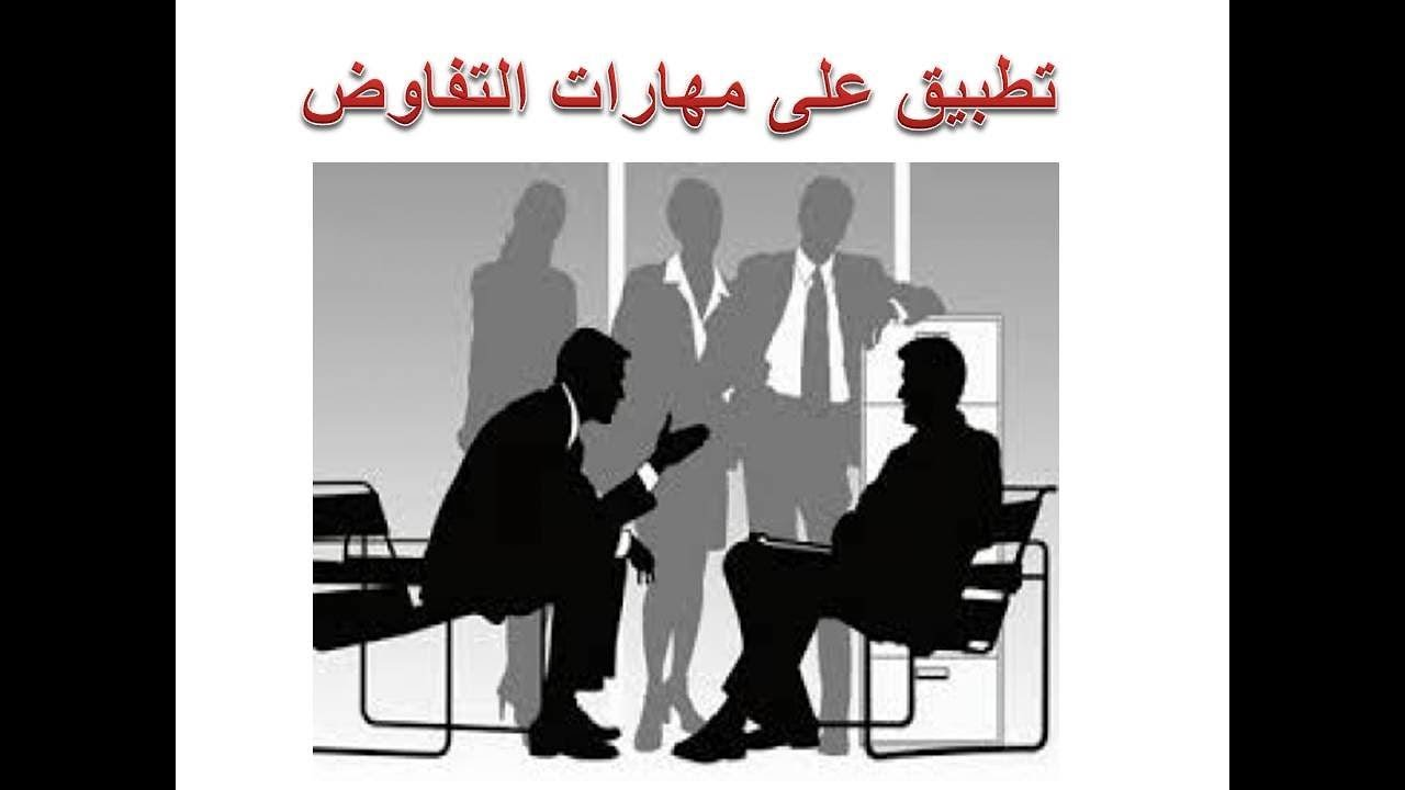 مثال على تطبيق مهارات التفاوض سيدى عمر المختار Youtube