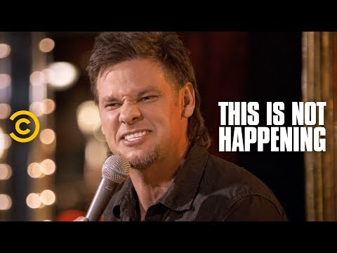 Theo Von - Me and Darryl Strawberry - This Is Not Happening - Uncensored