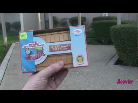 Mattel Thomas & Friends Wooden Toy Train Railway - Short Film - Contest Winners Announced!