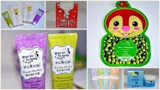 ☯Китайская косметика.☯Ночные маски, крем со змеей, шампунь. Первые покупки и впечатления.(Фото всех продуктов из видео в блоге http://yuliabeauty.com/?p=1106 ----------------------------------------------------- ☺ Подписывайтесь на..., 2015-01-17T06:37:10.000Z)