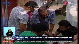 Keluarga Pilot Bhavye Suneja Datangi Ruang Ante Mortem untuk Pengambilan Sampe DNA - SIS 01/11
