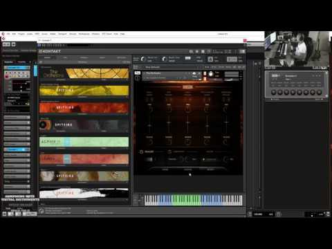 "CWVI - Hands on Sonuscore ""The Orchestra"" Part 1 - Library Overview"