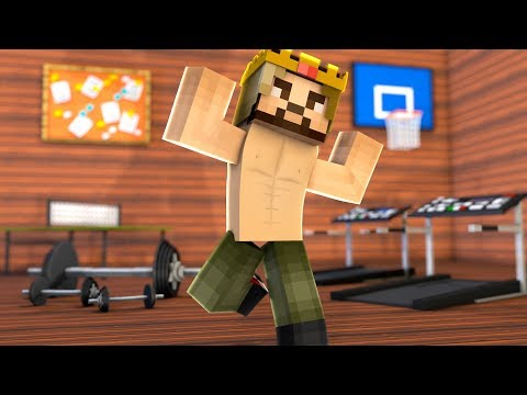 ZENGİN KASLI OLDU! 😱 - Minecraft thumbnail
