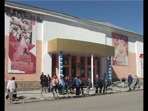 Кинотеатр «Октябрь» открылся после капитального ремонта.