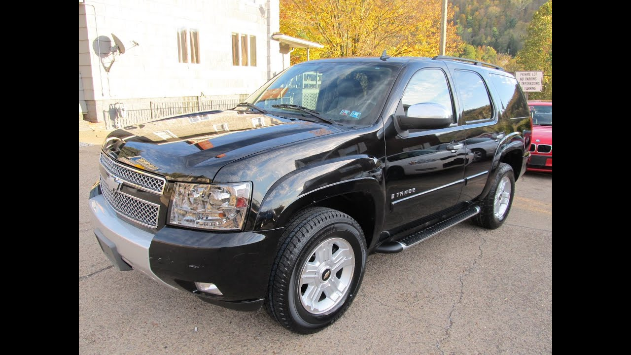 2008 Chevrolet Tahoe Z71 4x4 Elite Auto Outlet Bridgeport