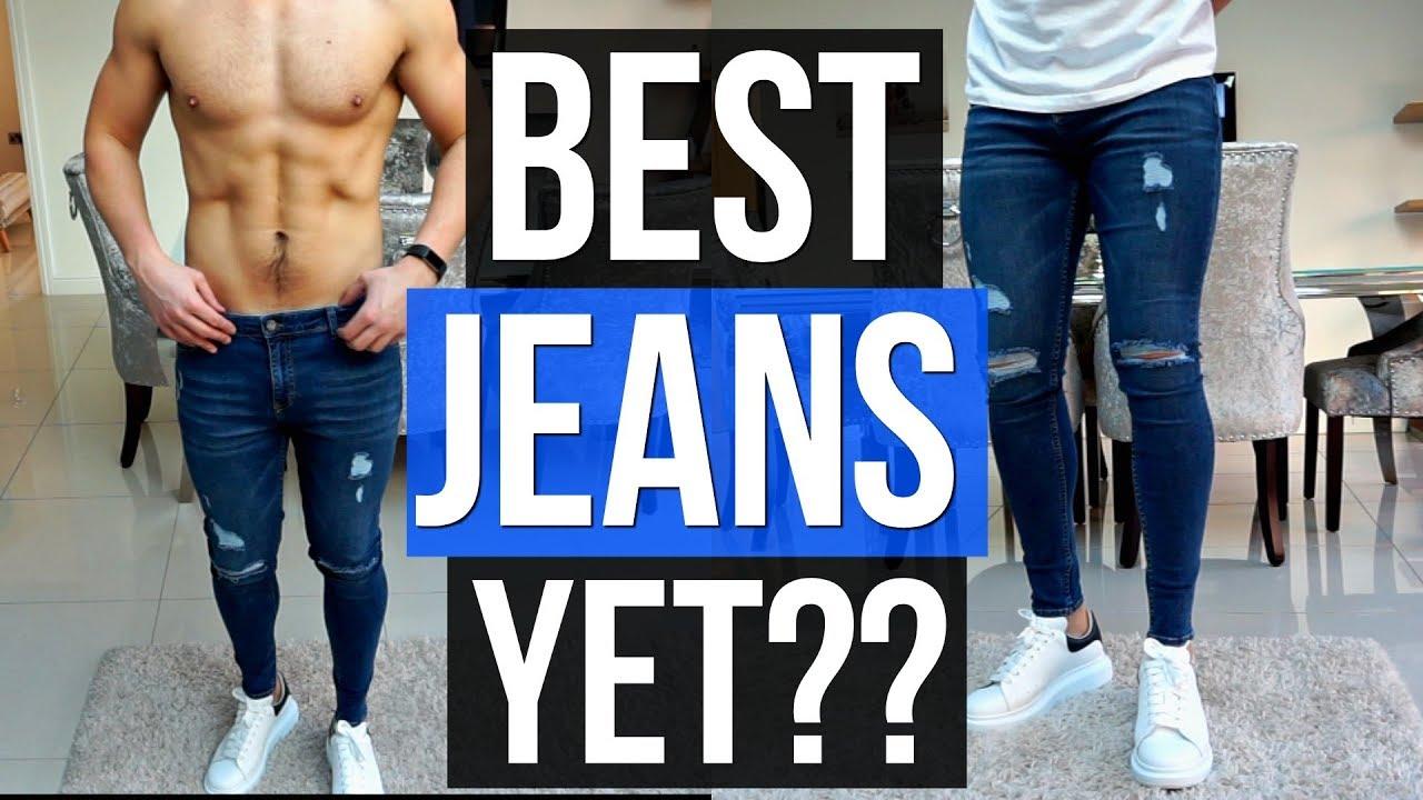 46a823a1853 BEST JEANS YET?? | Carpe Omnia Men's Jeans Haul & Try-On - YouTube
