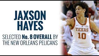 Jaxson Hayes Texas Highlights 2019