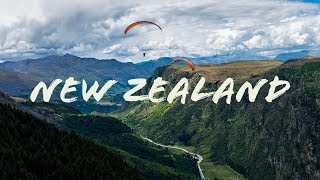 The Beauty of New Zealand