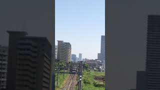 Y160記念列車撮影in高島水際線公園