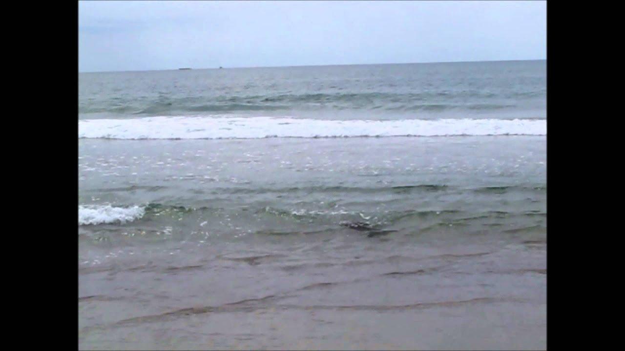 surf fishing atlanitc beach 2013 youtube