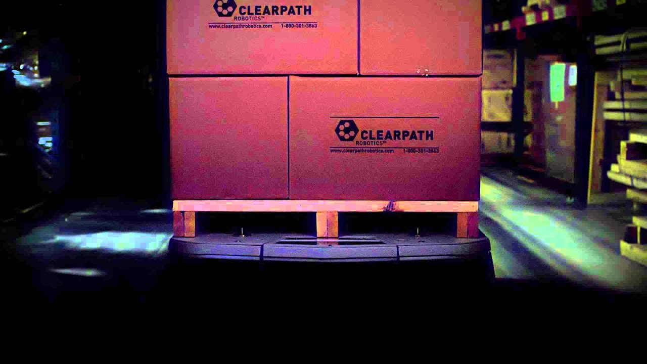 Clearpath Announces Shift into Self-driving Vehicles for