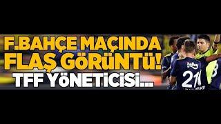 TFF yoneticisi Selim Soydandan olay penaltı tepkisi