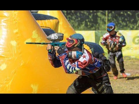NXL Las Vegas Paintball - Russian Legion Vs. Seattle Uprising / Aftershock vs. Damage - GoSports.com