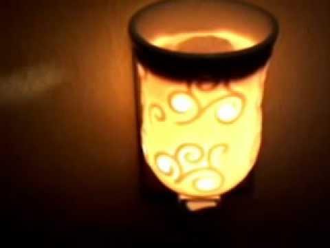 Round Porcelain warmer