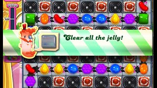 Candy Crush Saga Level 1023 walkthrough (no boosters)