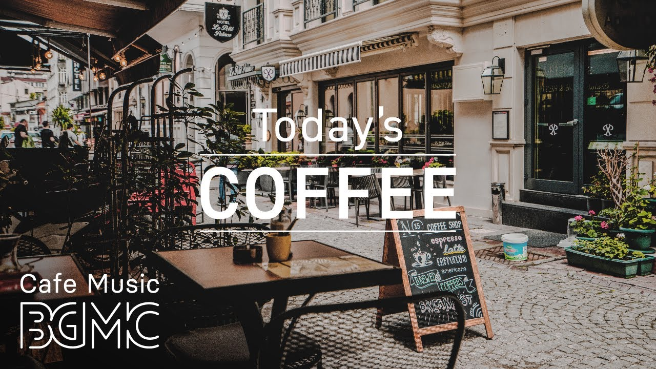 Coffee Shop Music — Relax Jazz Cafe Piano and Guitar Instrumental Background to Study, Work
