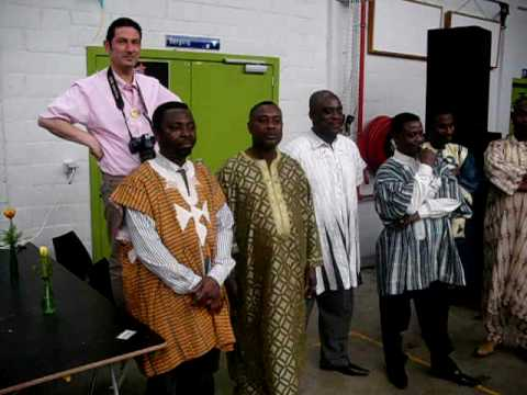 Merksem Global Fiesta - Ghana Mode show