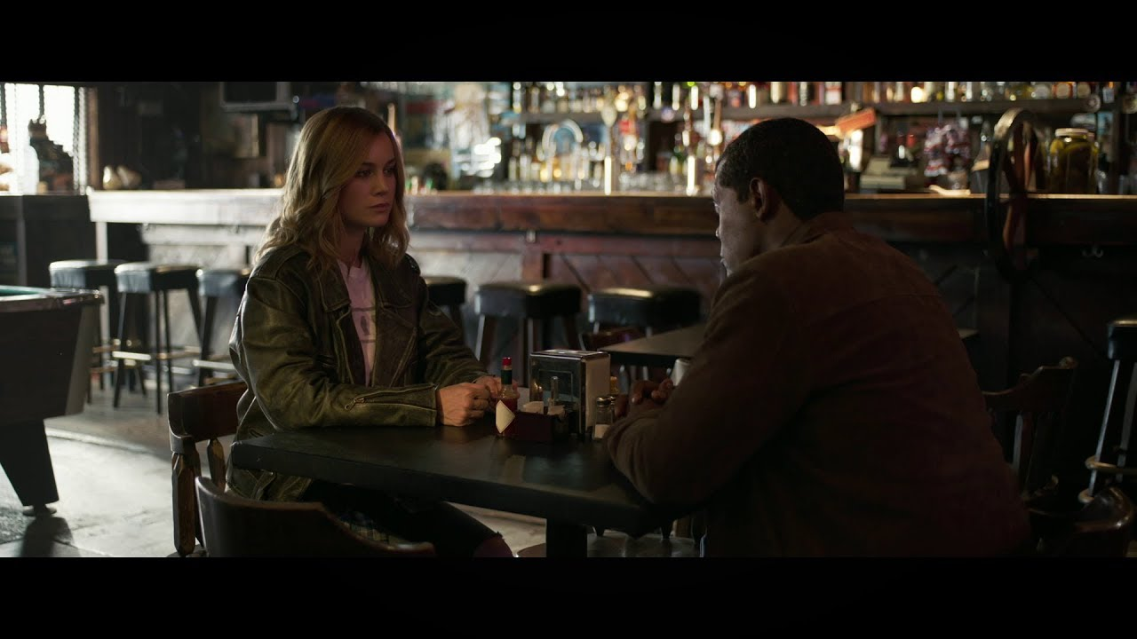Captain Marvel - Extrait : L'interrogatoire (VF)