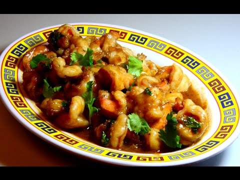 Stir Fry Sweet And Spicy Shrimp Authentic Chinese Cooking