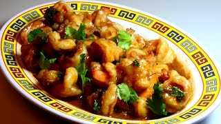 Stir Fry : Sweet And Spicy Shrimp : Authentic Chinese Cooking