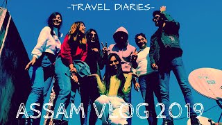 ASSAM VLOG 2019 | GUWAHATI | Travel Diaries with Sarthak Kathuria | Travel and Lifestyle |