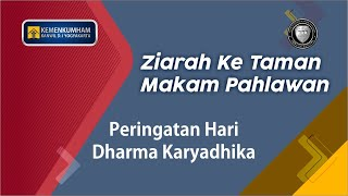 Ziarah ke Taman Makam Pahlawan Kusumanegara Yogyakarta