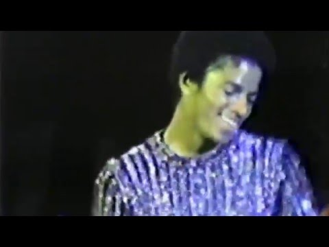 Michael Jackson & The Jacksons | Rock with you live in New York 1979 - Snippet remastered