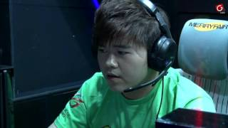 a v a 2016 ael 春季職業聯賽 w2d1 howl vs ev game2