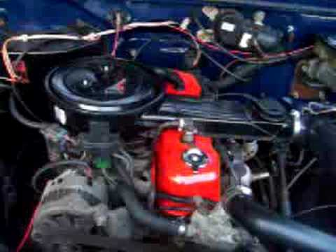 88 chevy s10 2 5l youtube S10 -2 2 Engine Diagram