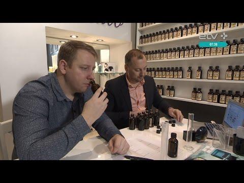 Как создать свой парфюм