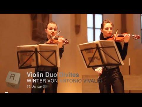 Violin Duo Divites -  Antonio Vivaldi...
