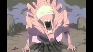 Naruto shippuden - Uchiha Madara jutsu (Gedo Mazo)