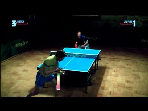 Rockstar Table Tennis Xbox 360 Gameplay