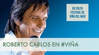 ROBERTO CARLOS EN EL FESTIVAL DE VIÑA DEL MAR. #ROBERTOCARLOS #FESTIVALDEVIÑA #CHILE