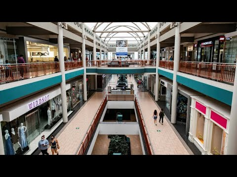 How e-commerce could reshape the role of shopping malls