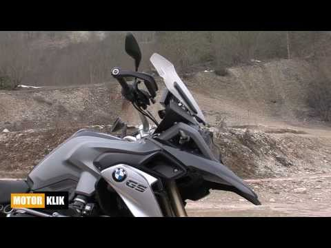 Motortest BMW R1200 GS 2013