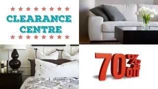 Lounsbury Furniture Clearance Centre is open in Moncton!