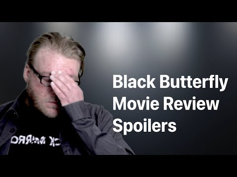Black Butterfly  Movie   Spoilers At The End