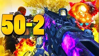 50-2 NUCLEAR Gameplay! Epic M8A7 on BLACK OPS 3 - WOOZY