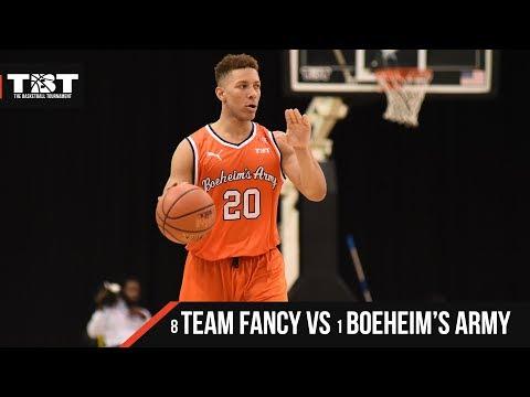 2018 TBT Northeast Region - #8 Team Fancy VS #1 Boeheim's Army