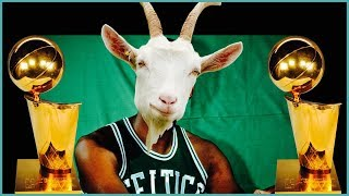 Why BILL RUSSELL Is The GREATEST EVER!  (GOAT Series 2/6)