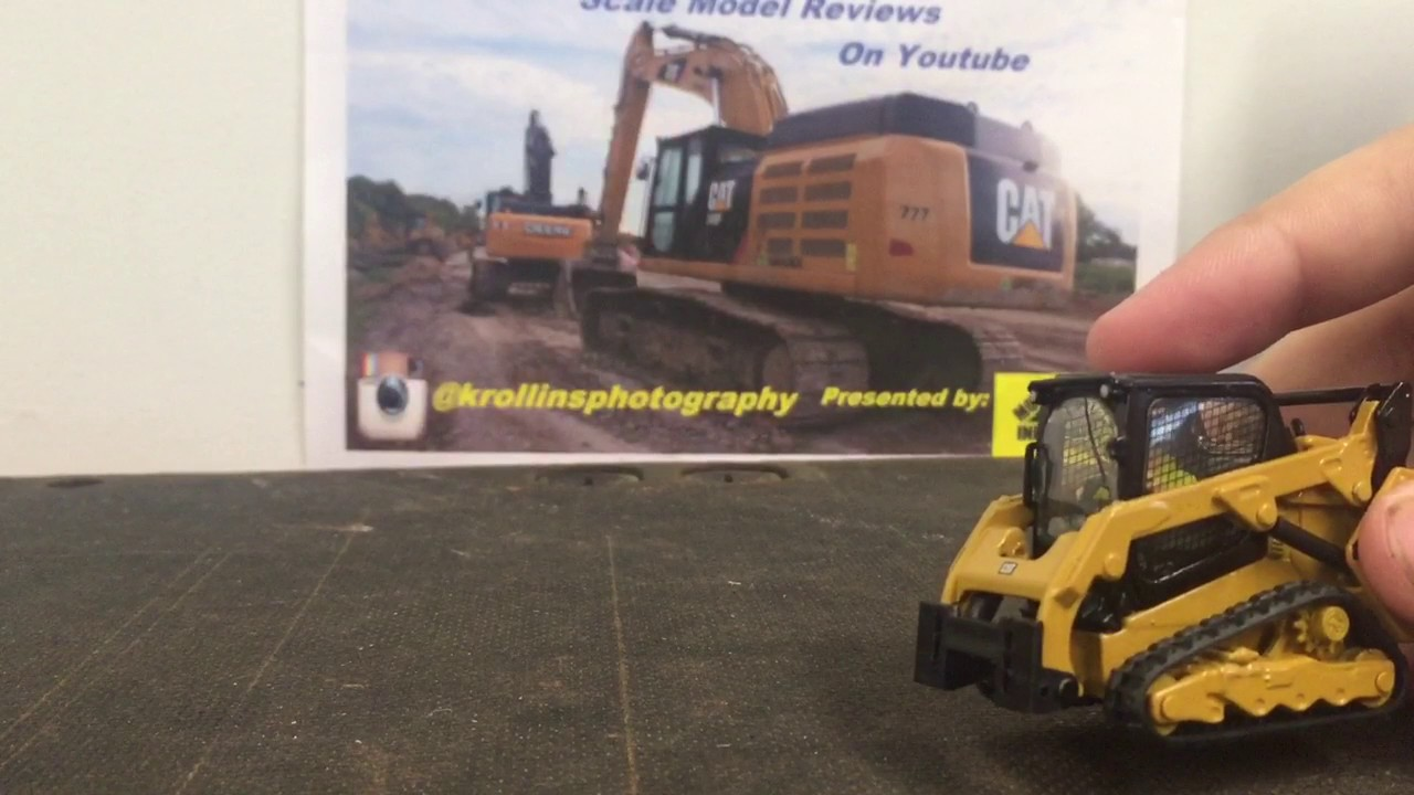 1/50 Diecast Master Cat 242/259D review
