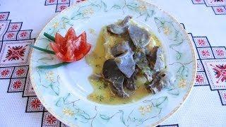 Гуляш рецепт из желудков индейки вкусно и просто Как приготовить гуляш goulash recipe рецепт гуляша