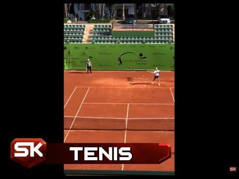 TENIS | Novak Đoković trenira sa Marjanom Vajdom na Marbelji | Sport Klub