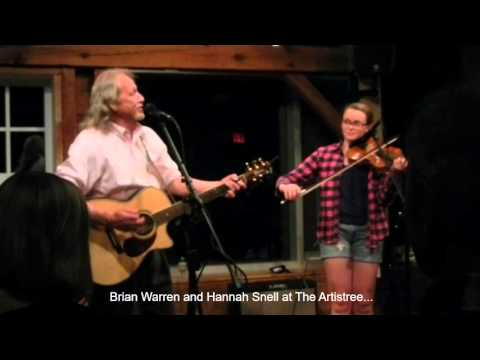 Brian Warren and Hannah Snell Live