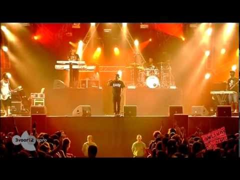 Lowlands 2013 - Kendrick Lamar - Bitch, Don't Kill My Vibe