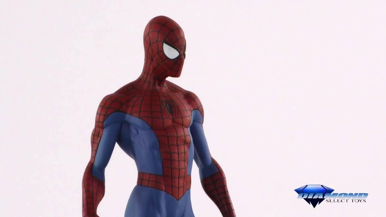 Marvel Galerie PVC Statue Spider-Man 23 cm SEP162538
