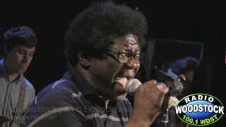"Charles Bradley & His Extraordinaires - ""Heartaches & Pain"" - Radio Woodstock 100.1 - 10/12/12"