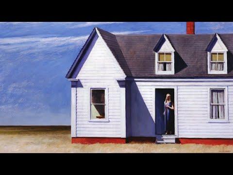 EDWARD HOPPER - Painter of Solitude